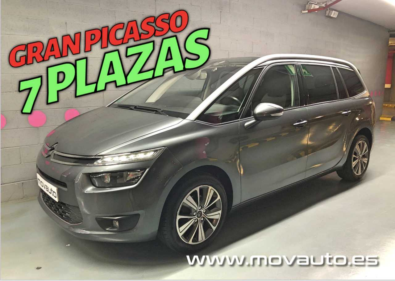 Citroën Grand C4 Picasso 1.2 THP 130cv Feel   - Foto 1