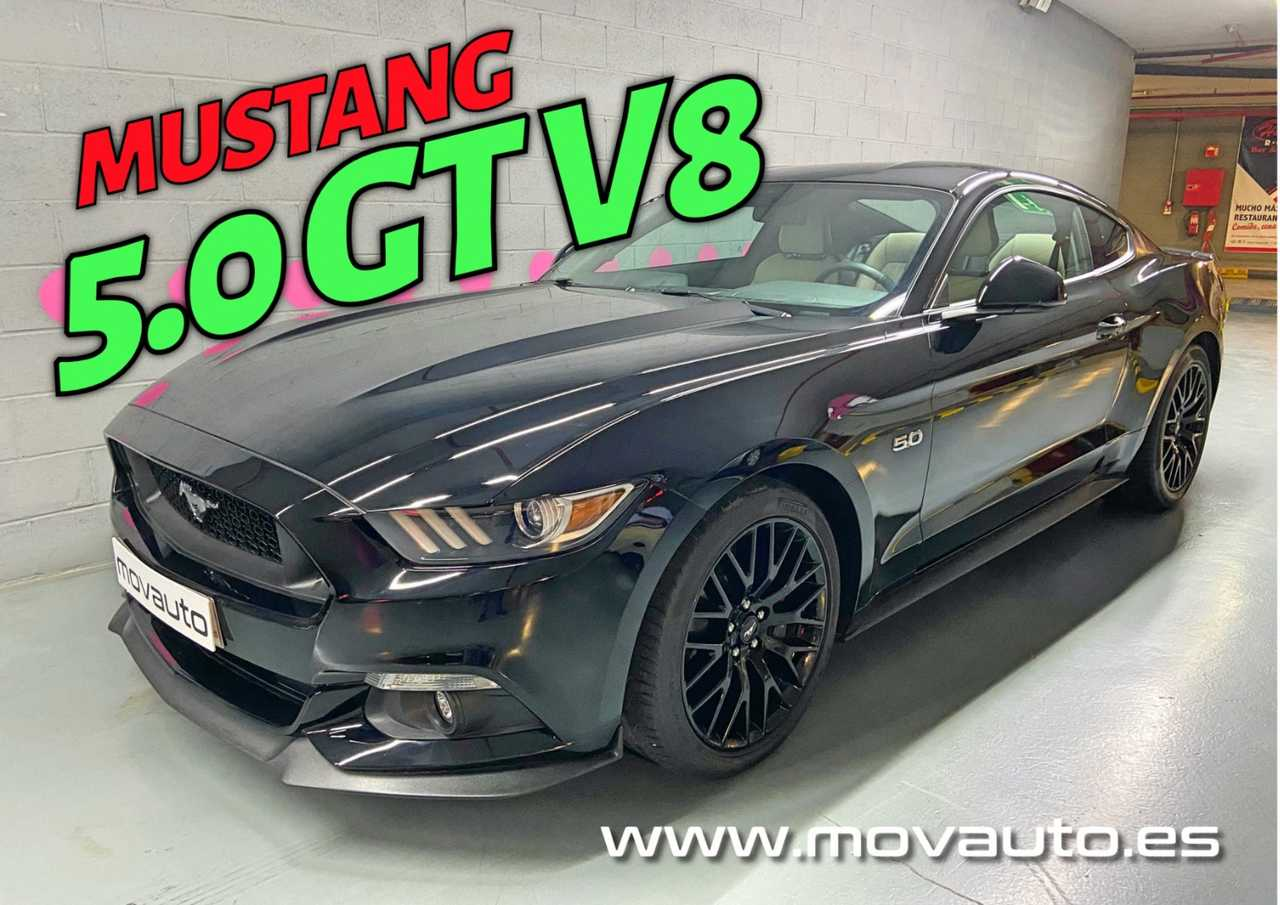 Ford Mustang GT 5.0 V8 aut.   - Foto 1