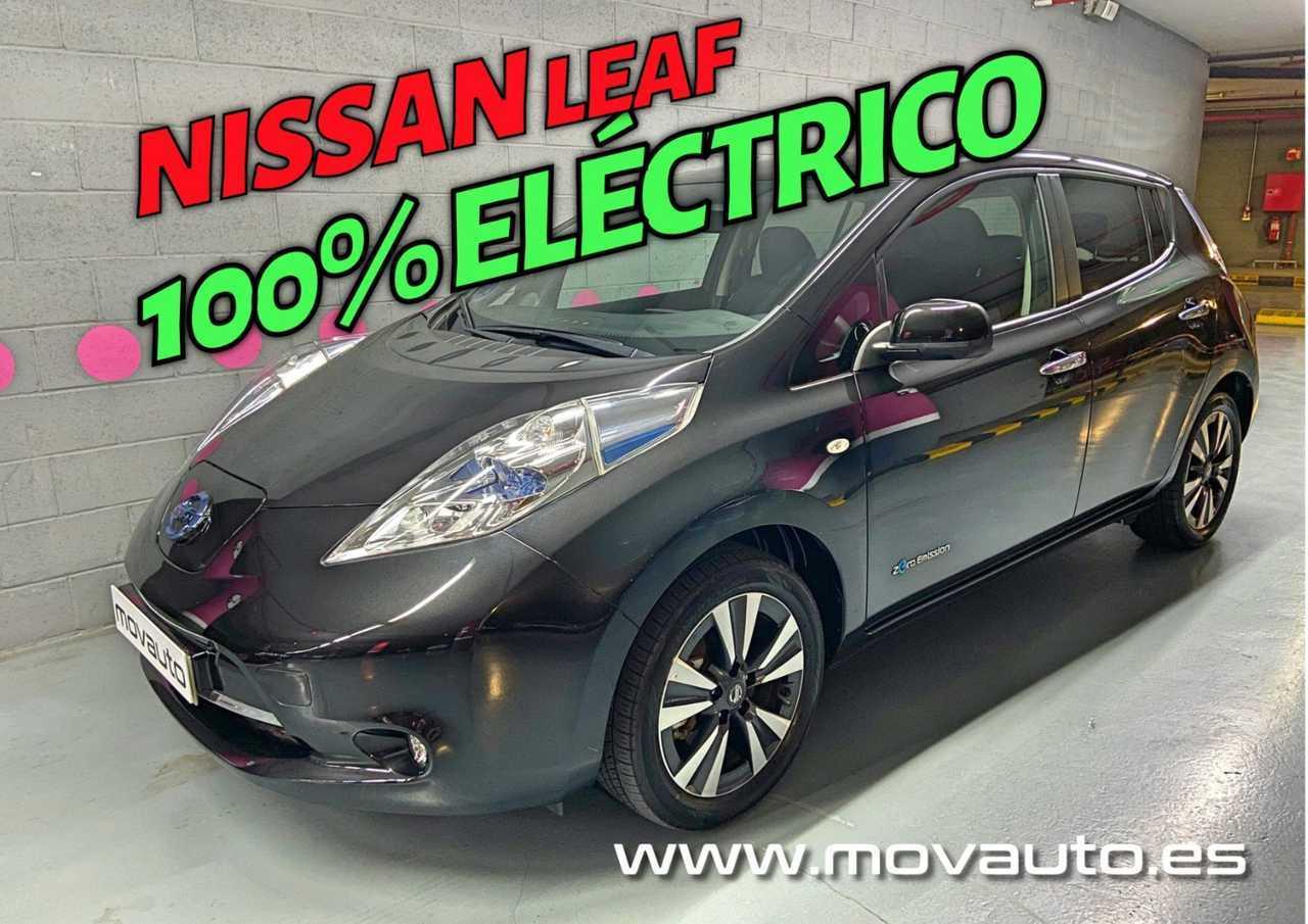 Nissan Leaf 30kWh Tekna   - Foto 1