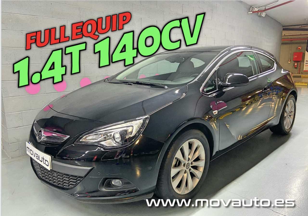Opel Astra GTC 1.4T 140cv Sportive   - Foto 1