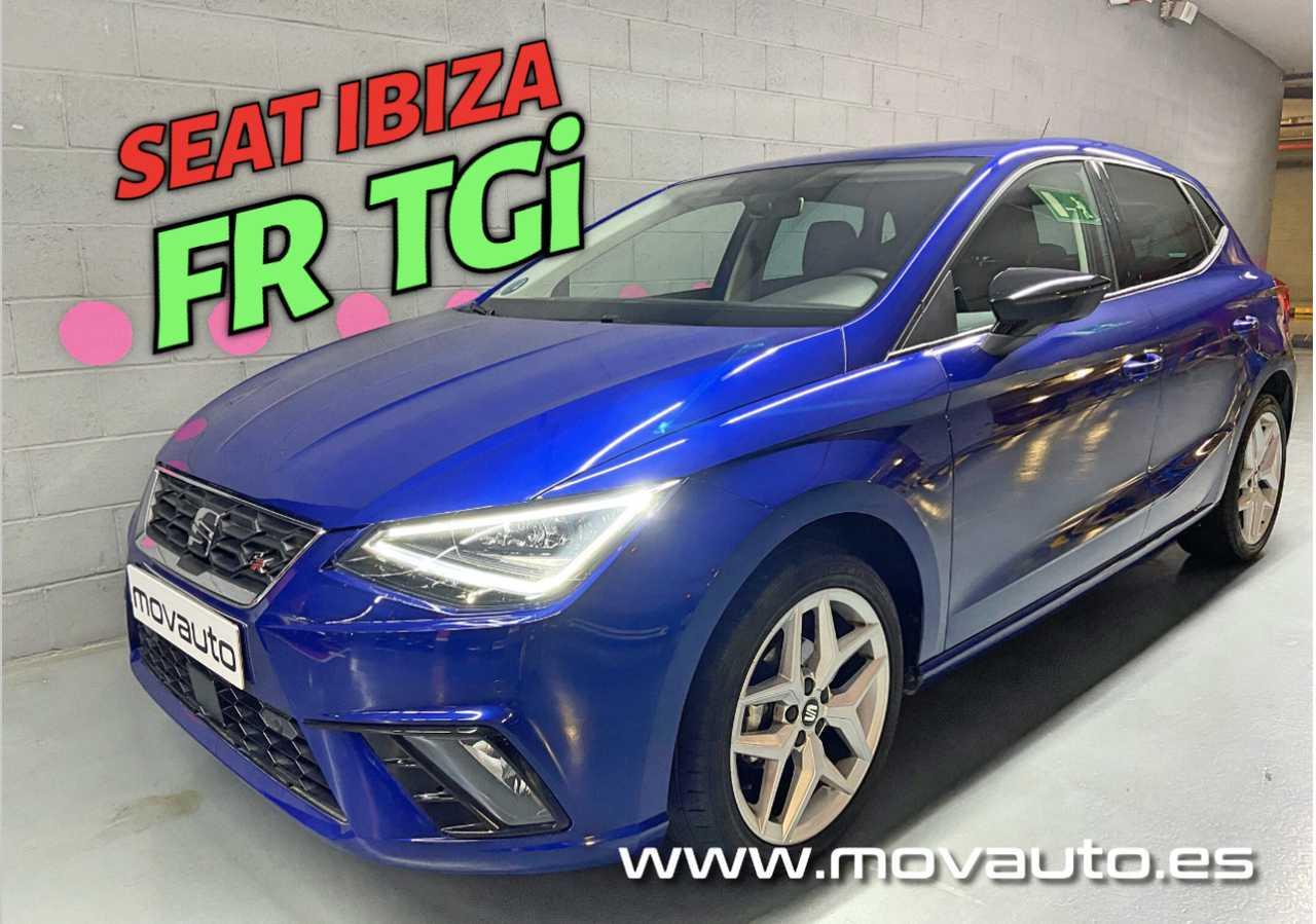 Seat Ibiza 1.0 TGi S&S FR 90cv   - Foto 1