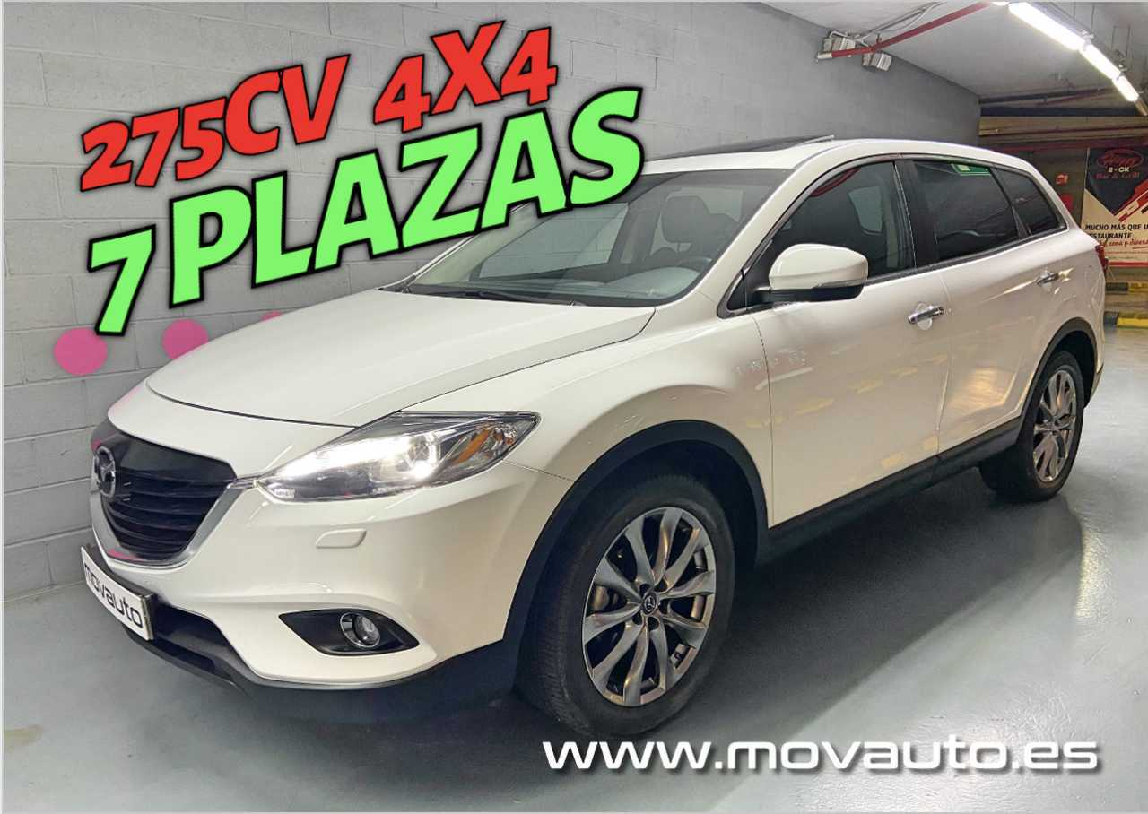 Mazda CX-9 3.7 V6 275cv Luxury   - Foto 1