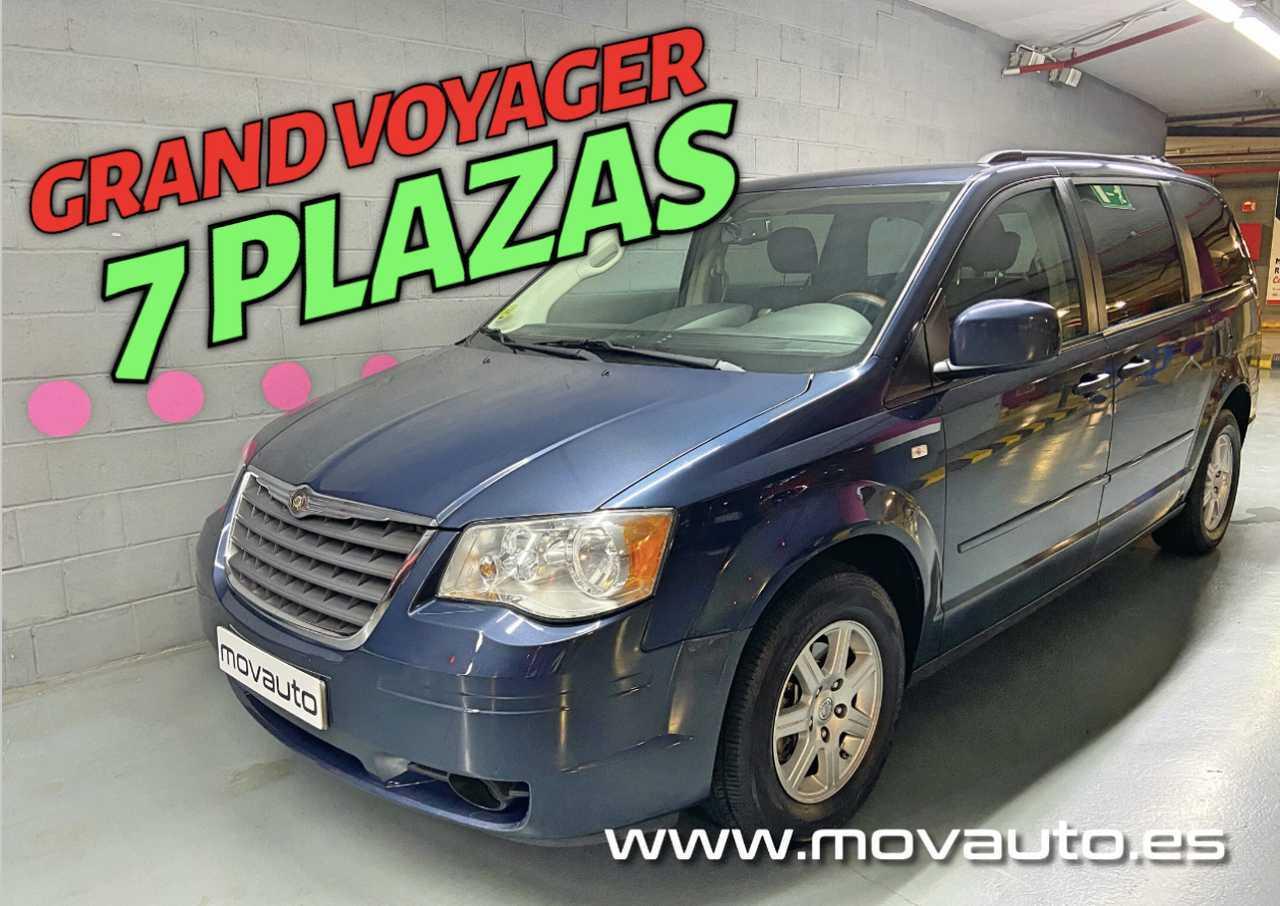Chrysler Grand voyager 2.8 CRD 163cv   - Foto 1