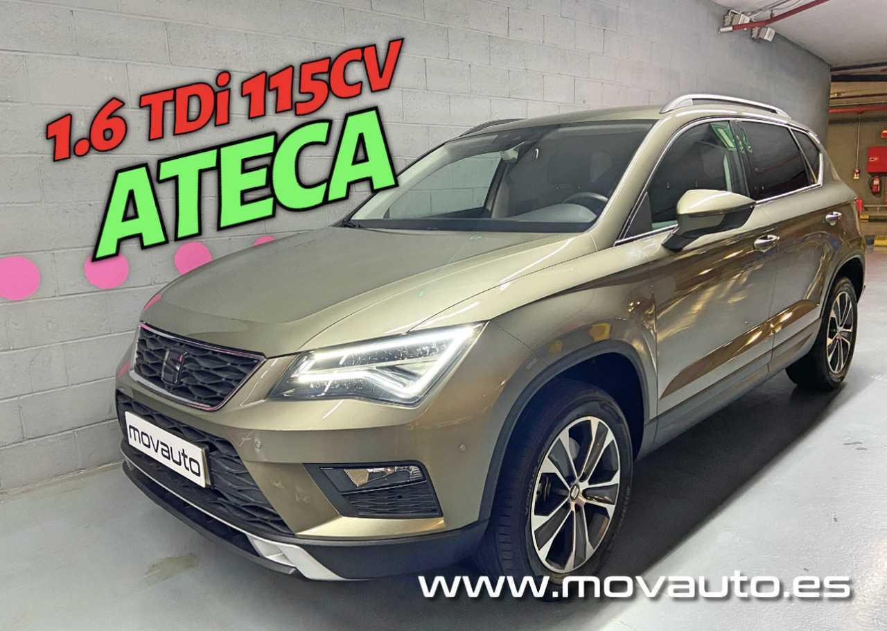 Seat Ateca 1.6 TDi 115cv Style   - Foto 1