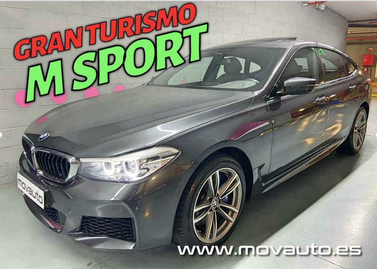 BMW Serie 6 630i Gran Turismo