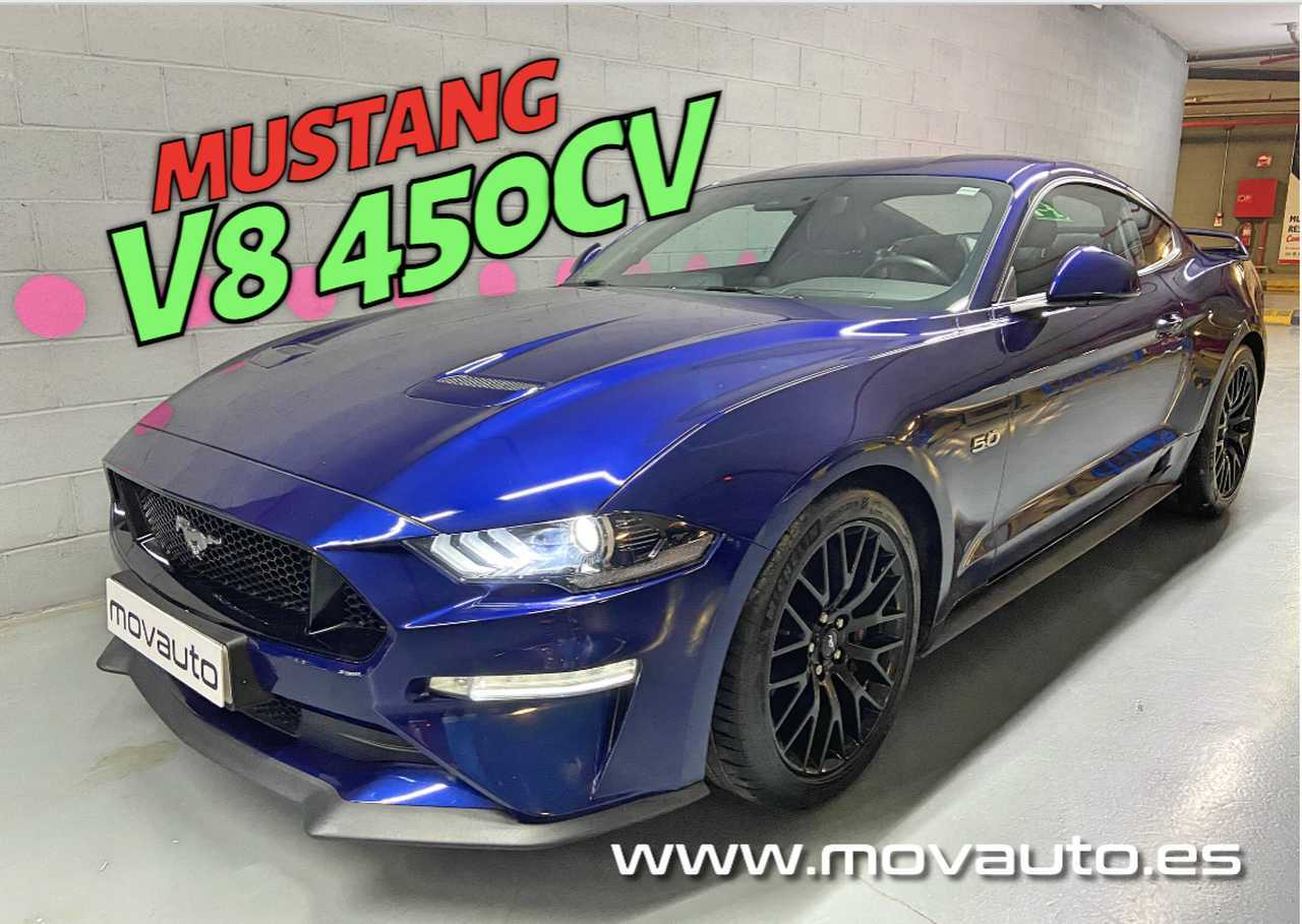 Ford Mustang GT 5.0 V8   - Foto 1