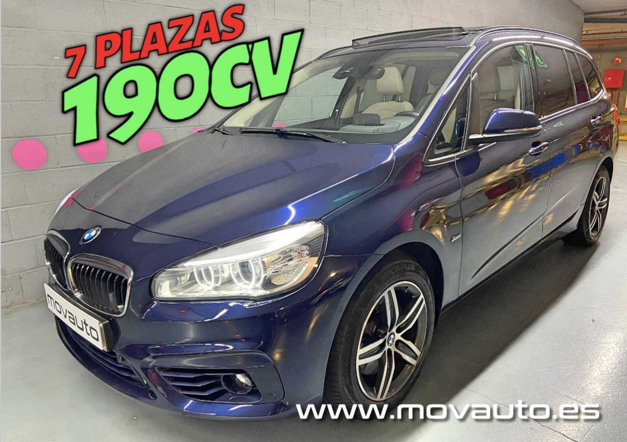 BMW Serie 2 Gran Tourer 220d 190cv xDrive 7 plazas   - Foto 1