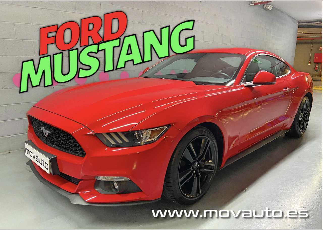 Ford Mustang 2.3 Ecoboost 317cv   - Foto 1