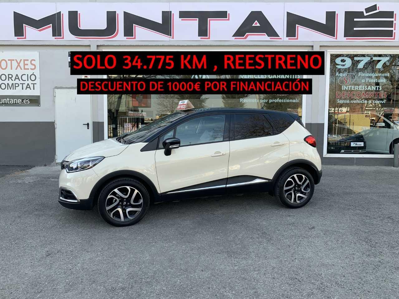Renault Captur Tce 90cv -. '' Energy Zen '' .- Solo 34.775 km  -.   - Foto 1