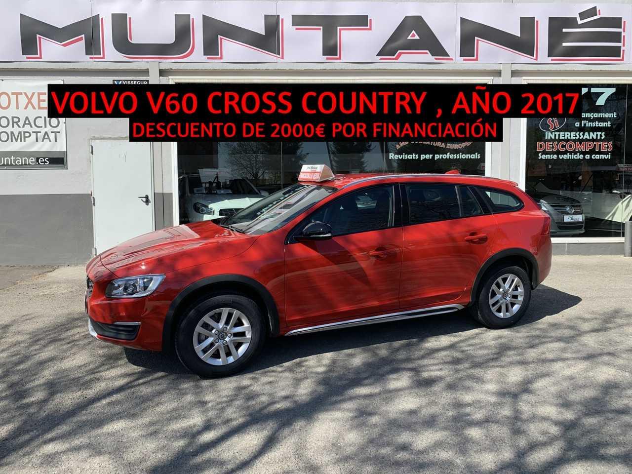 Volvo V60 Cross Country 2.0 D-3 150cv -. '' Cross Country '' .- Muy Equipado -.   - Foto 1