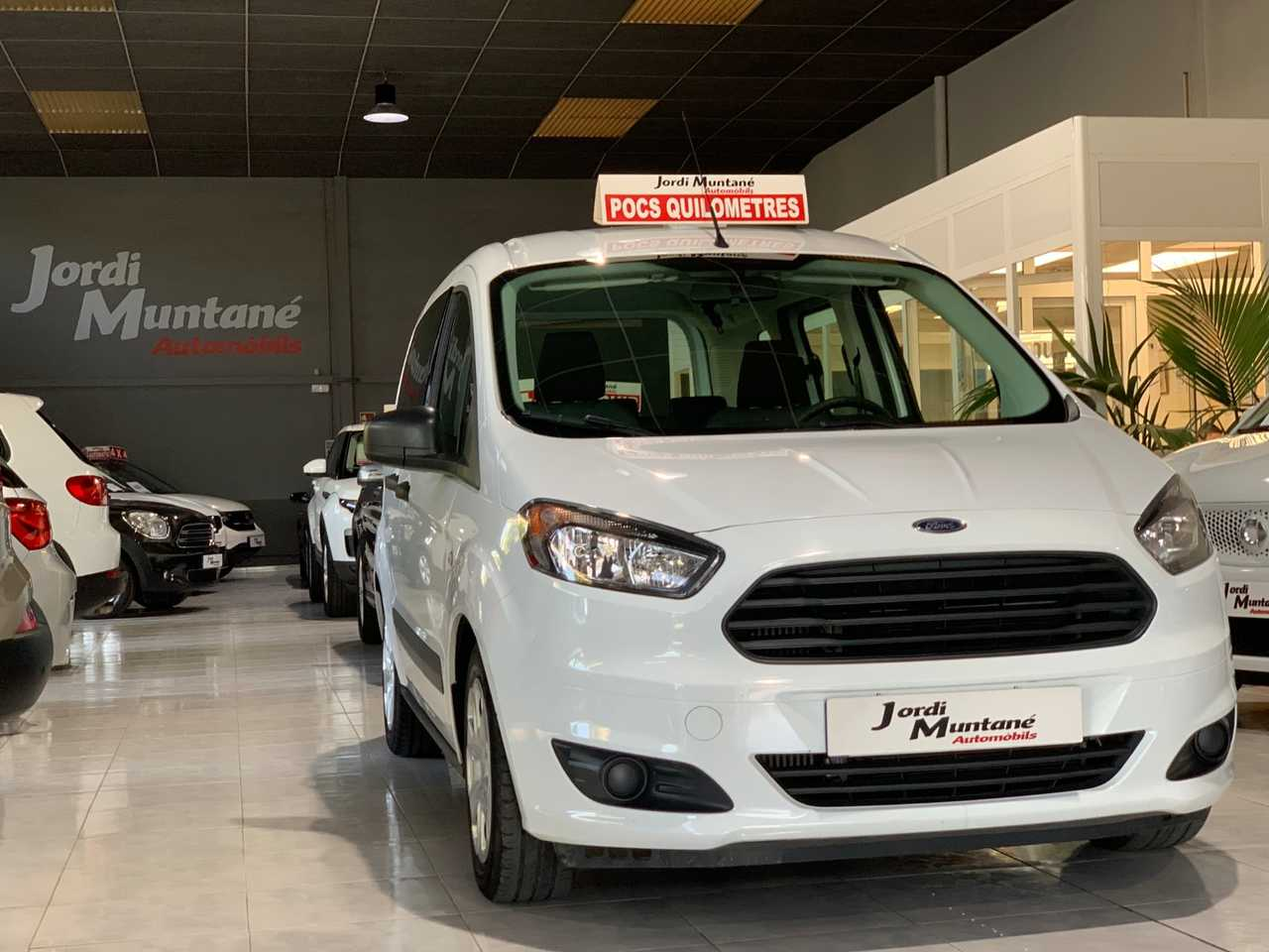 Ford Tourneo Courier 1.0 Ecoboost 100cv -. '' Ambiente '' .- Manual 5 velocidades -.   - Foto 1