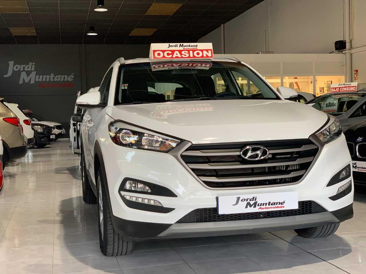 Hyundai Tucson 1.7 CRDI 115cv -. '' Solo 36.624 km '' .- 25 Aniversario -.   - Foto 1