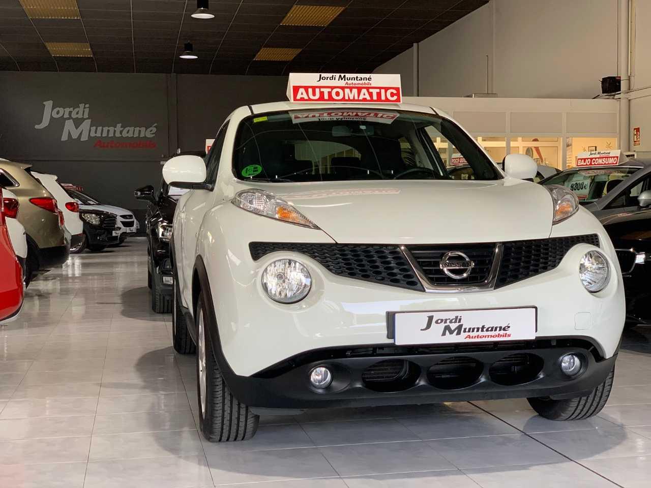 Nissan Juke 1.6i 117cv.-