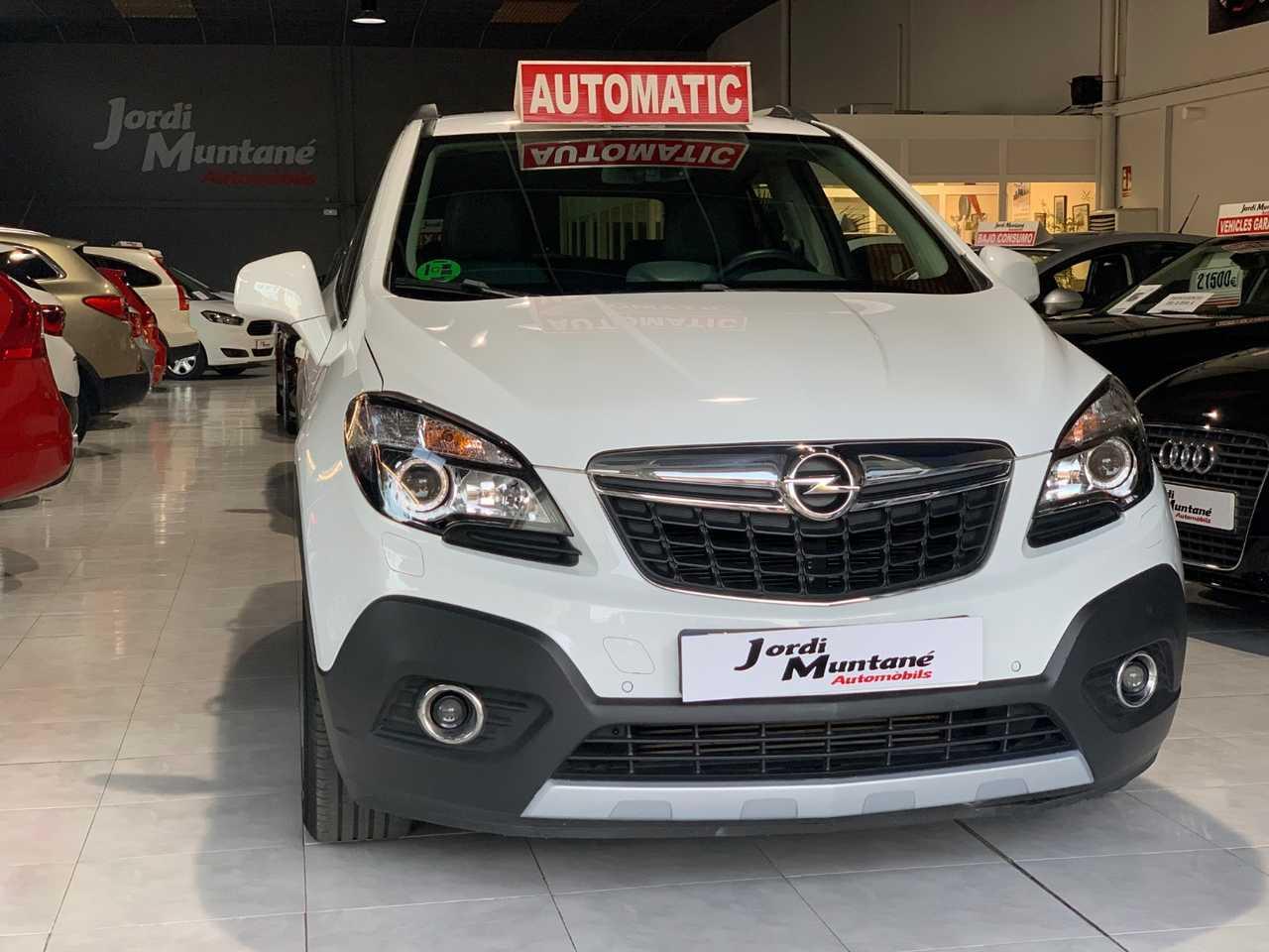 Opel Mokka 1.4 Turbo 140cv.-