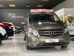 Mercedes Vito Tourer 114 CDI 2.2 136cv -. Cambio Automático .- Long Select -.