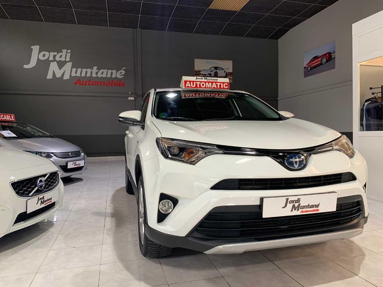Toyota Rav4 2.5I 197cv Hybrid Advance .- MUY EQUIPADO -.   - Foto 1