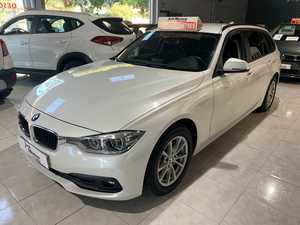 BMW Serie 3 Touring 318d 2.0 150cv -. '' REESTRENO  '' .-