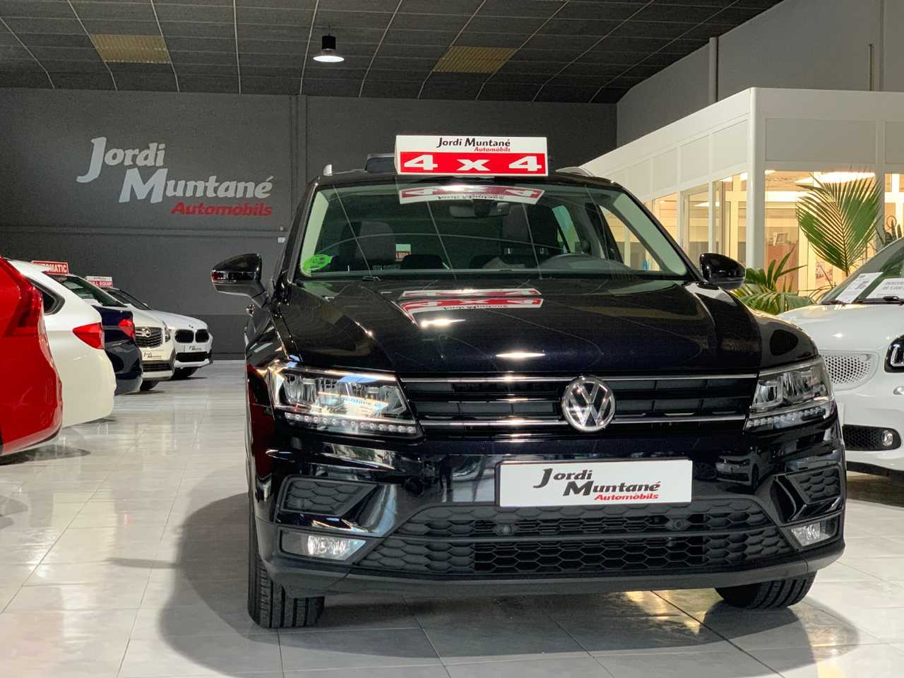 Volkswagen Tiguan 1.4 TSI 150cv.-