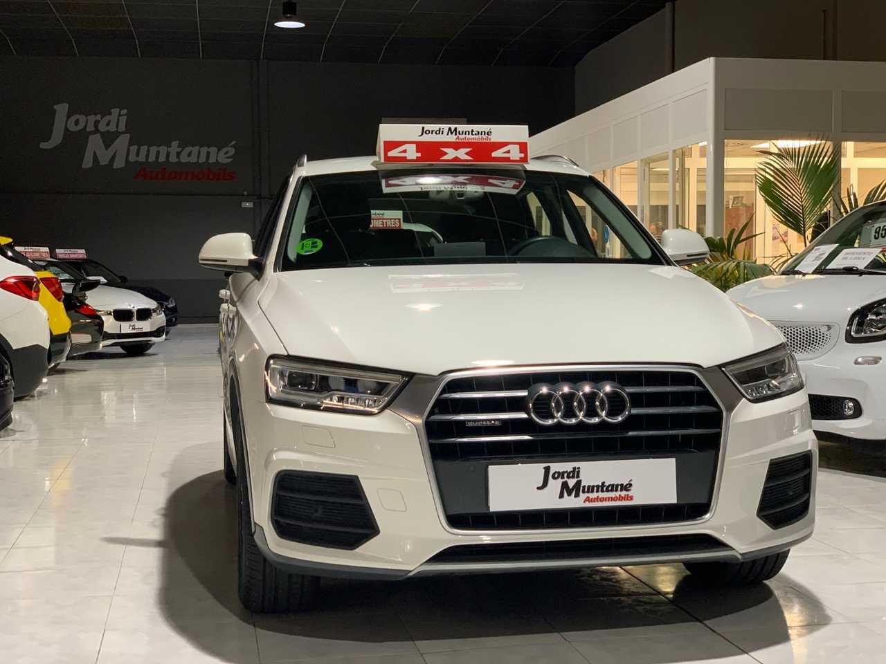 Audi Q3 2.0 TDI 150cv -. '' QUATTRO '' .- Automático S-Tronic -.