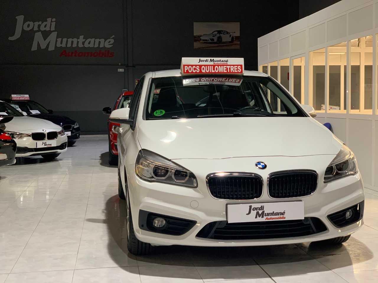 BMW Serie 2 Active Tourer 218d 2.0 150cv -. '' MUY EQUIPADO '' .- SOLO 42.831KM -.