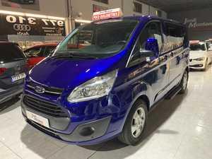Ford Tourneo  Custom 2.0 TDCI 170cv -. '' Titanium 9 plazas '' .-