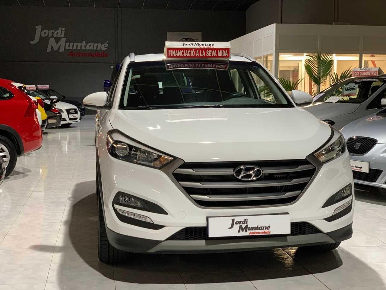Hyundai Tucson 1.7 CRDI 115cv -. '' Solo 21.525 km '' .- 25 Aniversario -.   - Foto 1