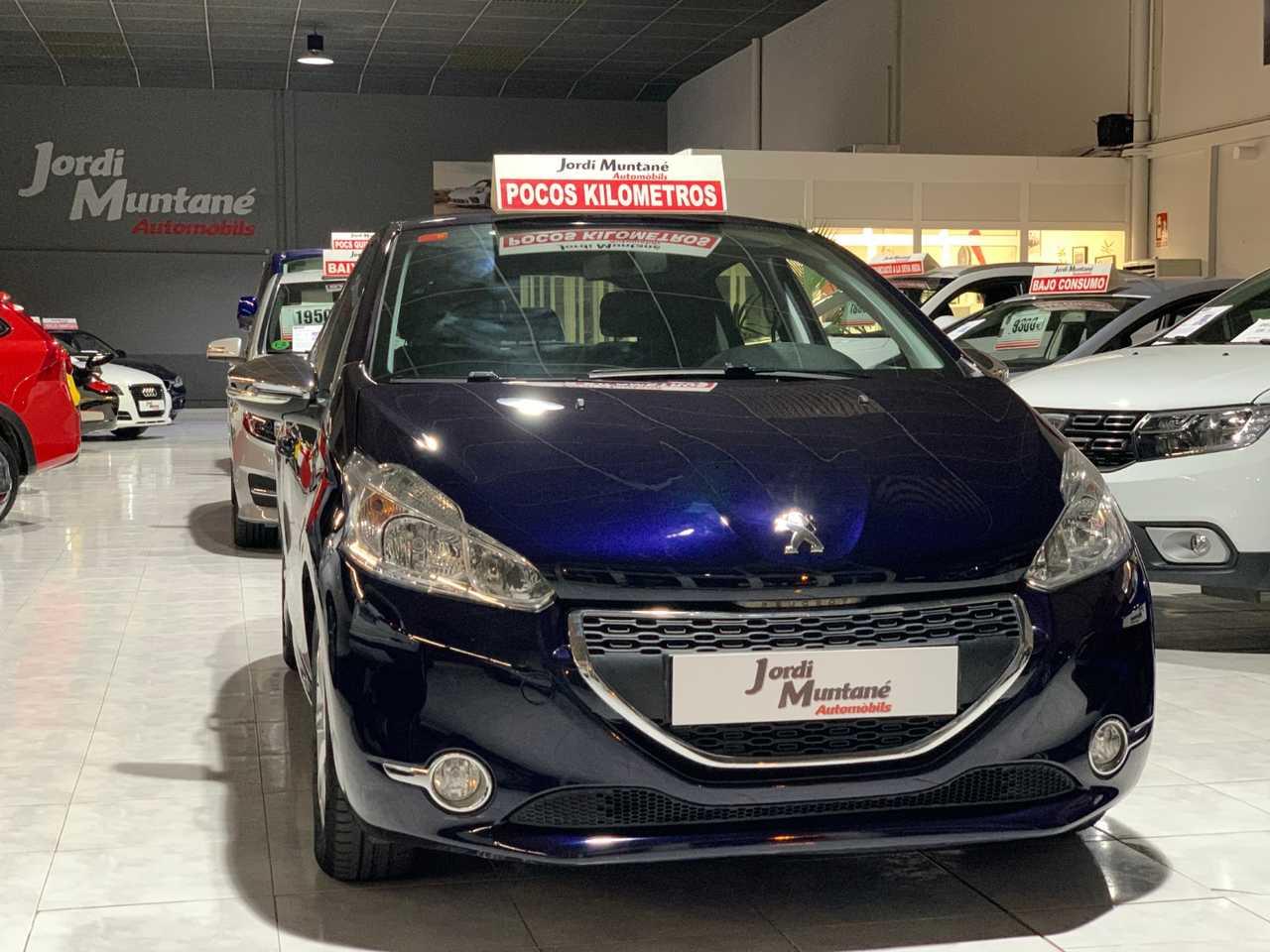 Peugeot 208 1.4 HDI .-