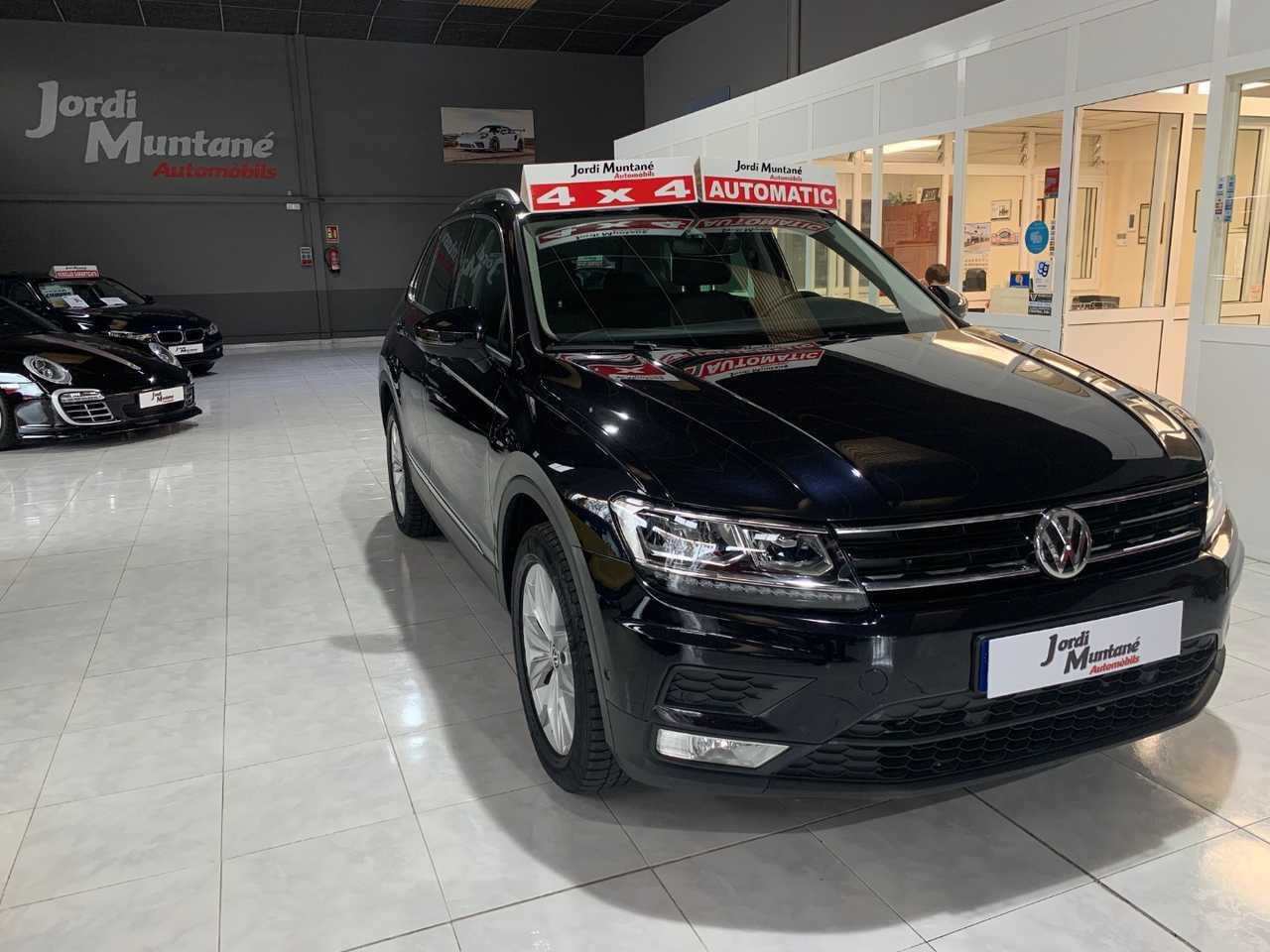 Volkswagen Tiguan 2.0 TDI 150cv -. '' 4 MOTION '' .- Automático DSG 7 vel -.