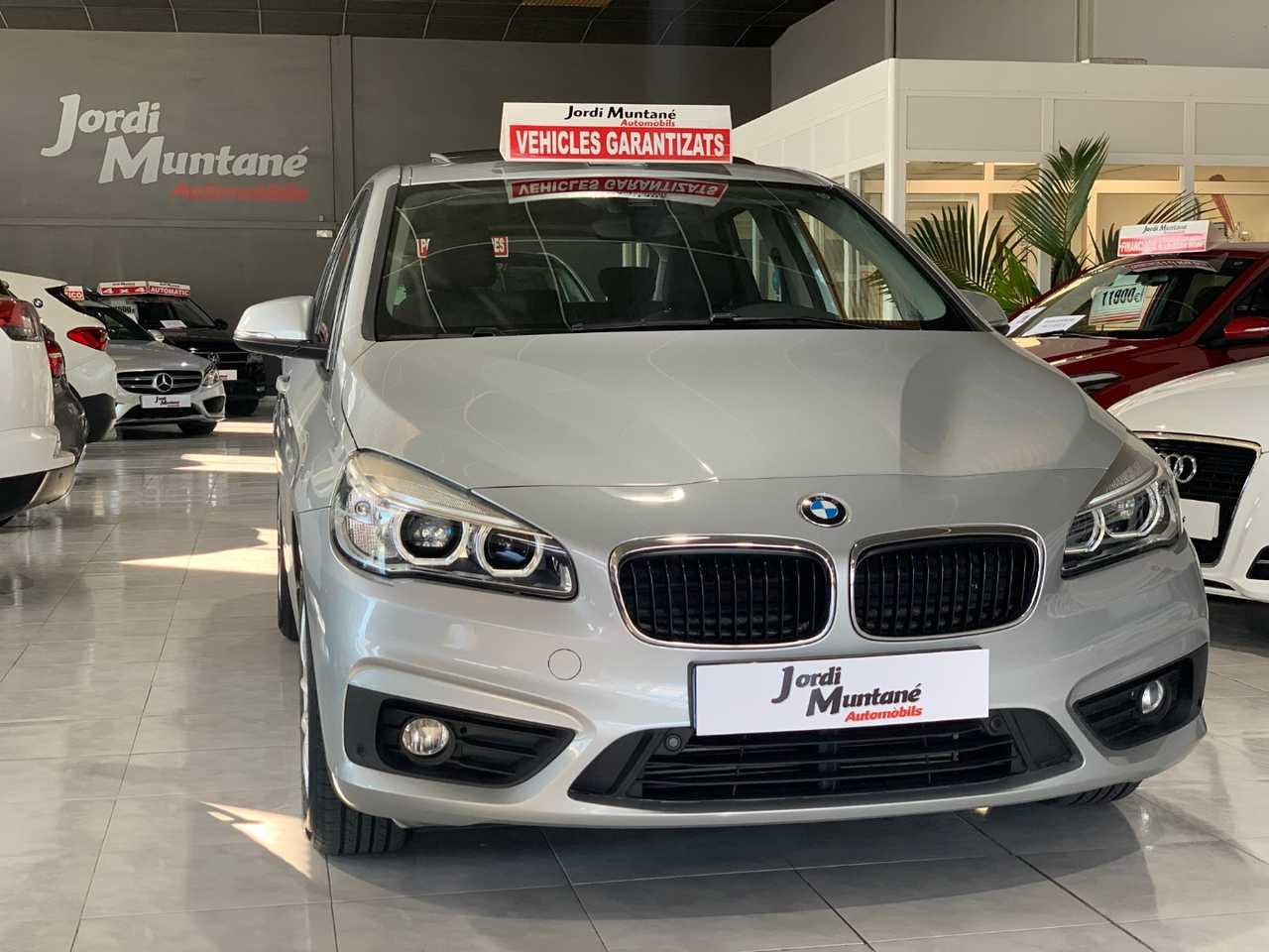 BMW Serie 2 Active Tourer 216d 1.5 115cv.-