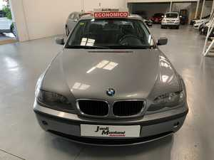 BMW Serie 3 320d 2.0 150cv .-
