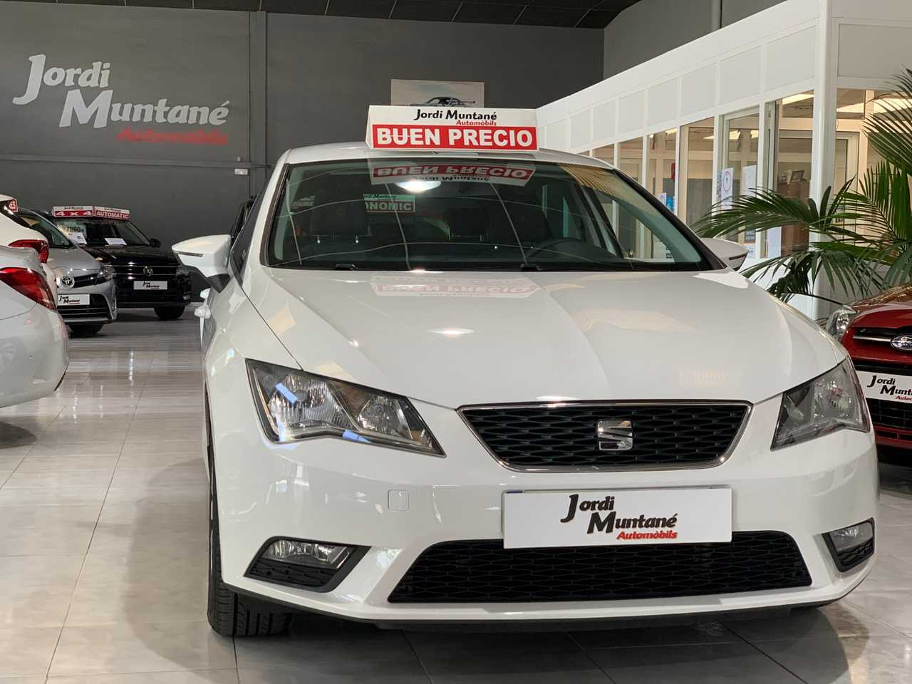 Seat Leon 1.6 TDI CR 110CV .- '' Reference '' -. 5 PUERTAS .-   - Foto 1