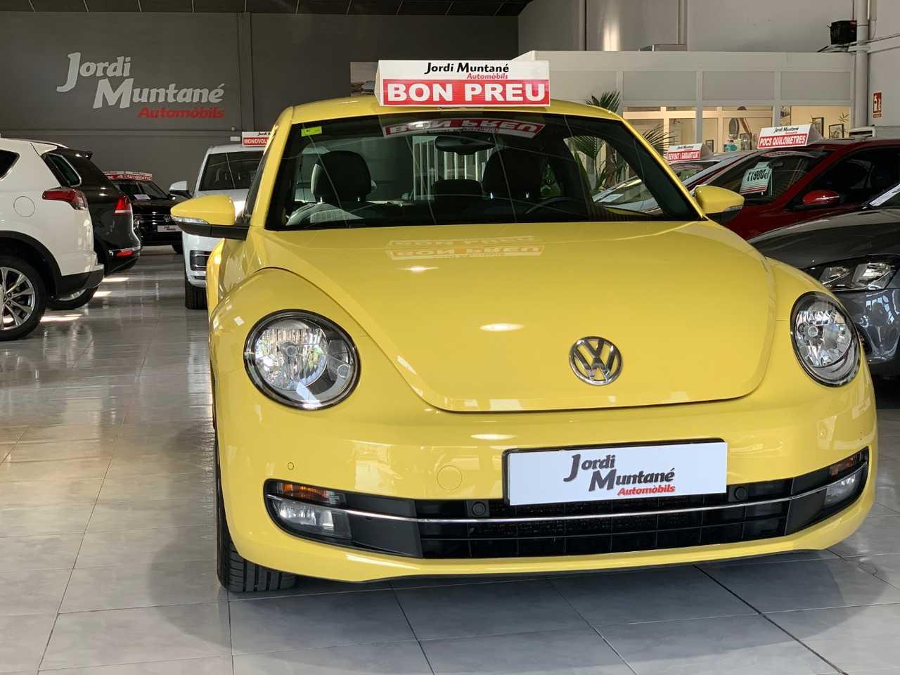 Volkswagen New Beetle 1.2 TSI 105cv -. '' IMPECABLE '' .- Totalmente Revisado -.