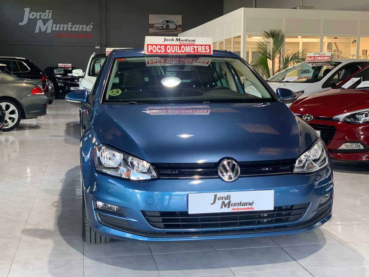 Volkswagen Golf VII 1.6 TDI 105CV .- '' MUY CUIDADO '' -.
