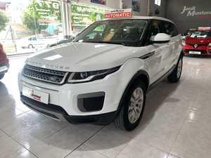 Land-Rover Range Rover Evoque 2.0 TD4 SE 4WD 150cv -. '' Aut. 9 velocidades '' .-