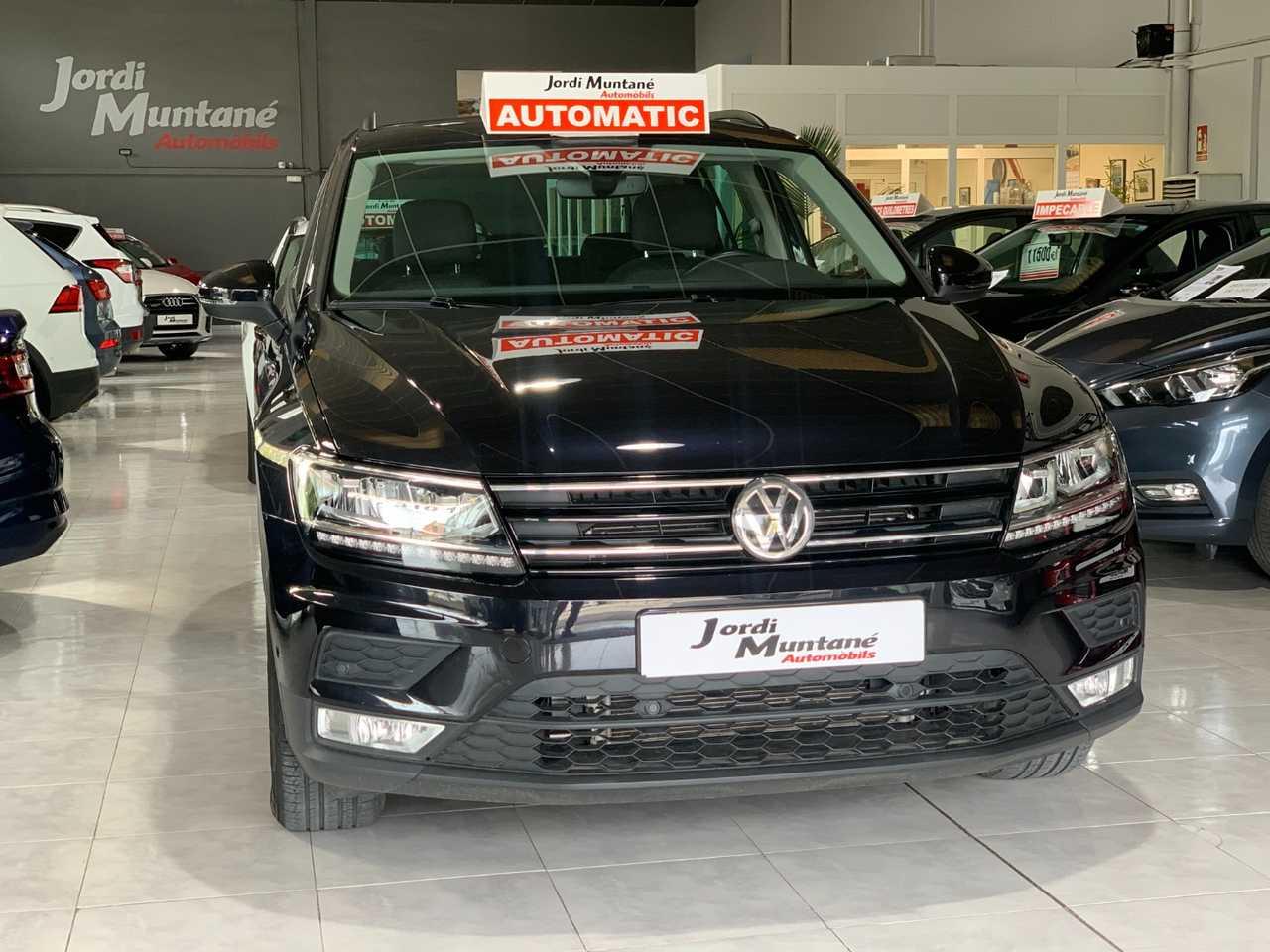 Volkswagen Tiguan 2.0TDI 150CV.-