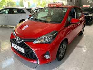 Toyota Yaris 1.3 VVTI 100cv -. '' SOLO 55.662 KM '' .- AUTOMÁTICO -.