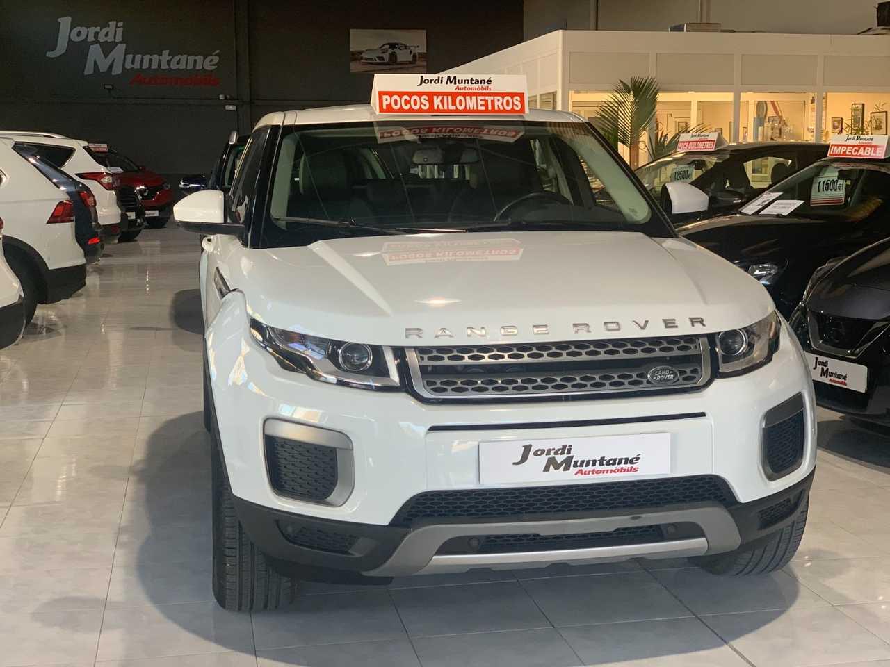 Land-Rover Range Rover Evoque Dynamic 2.0 ED4 SE 2WD 150cv -. '' SOLO 38.221KM '' .-    - Foto 1
