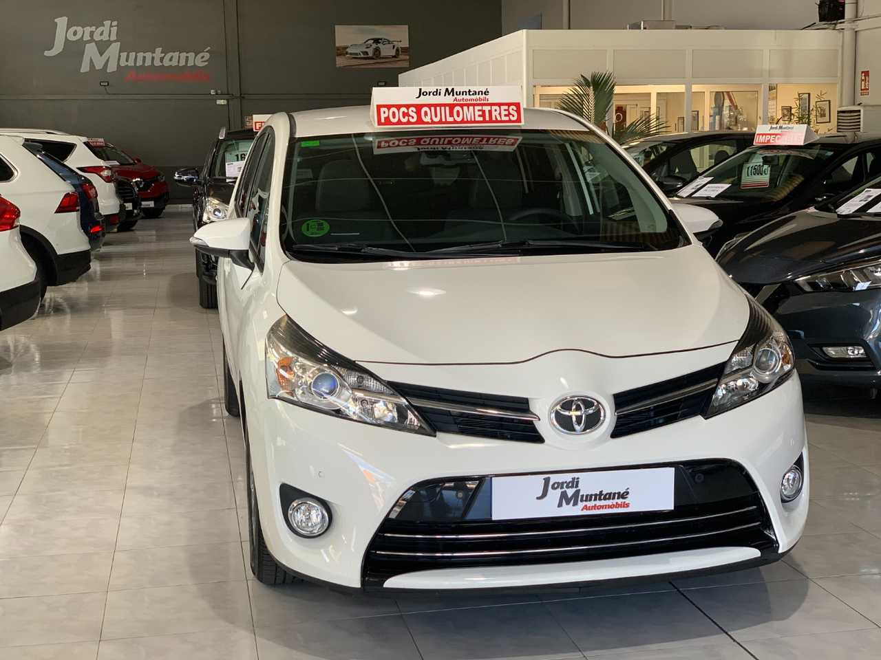 Toyota Corolla Verso 1.6i 132cv.-