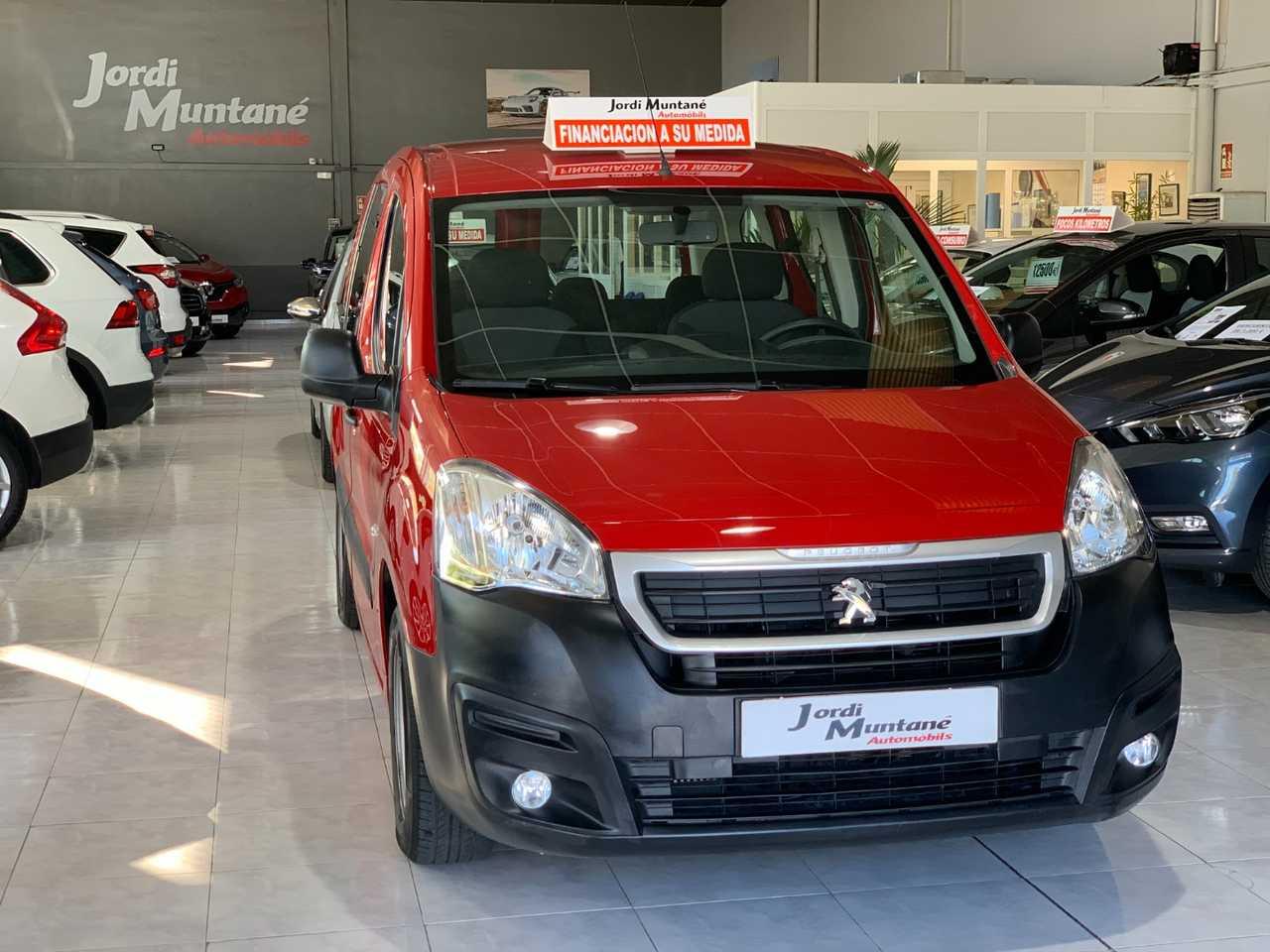 Peugeot Partner 1.6 HDI 100cv Tepee Acces .-