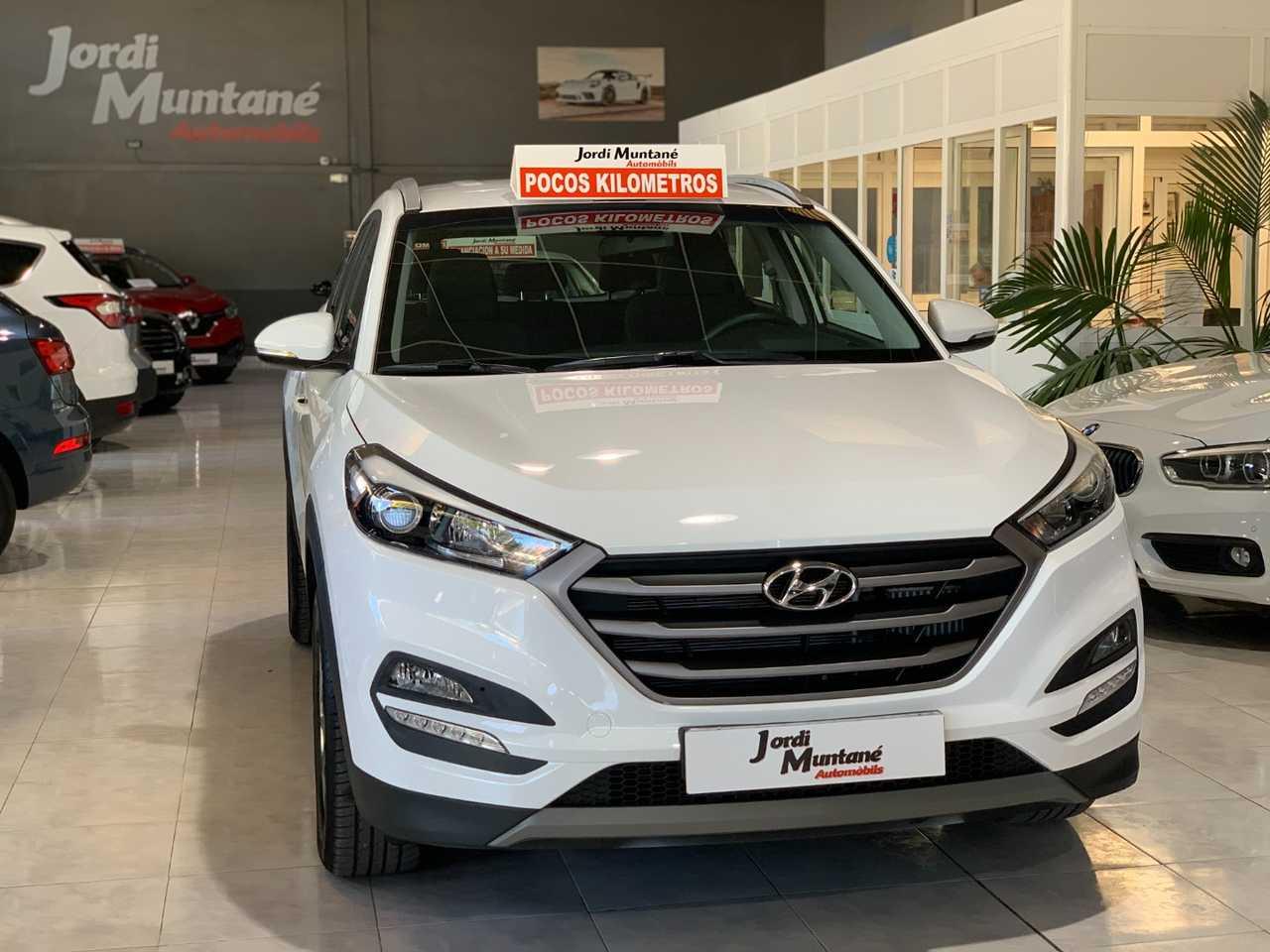 Hyundai Tucson 1.7 CRDI 115cv Blue Drive Link 4x2 .- SOLO 18.676 KM -.