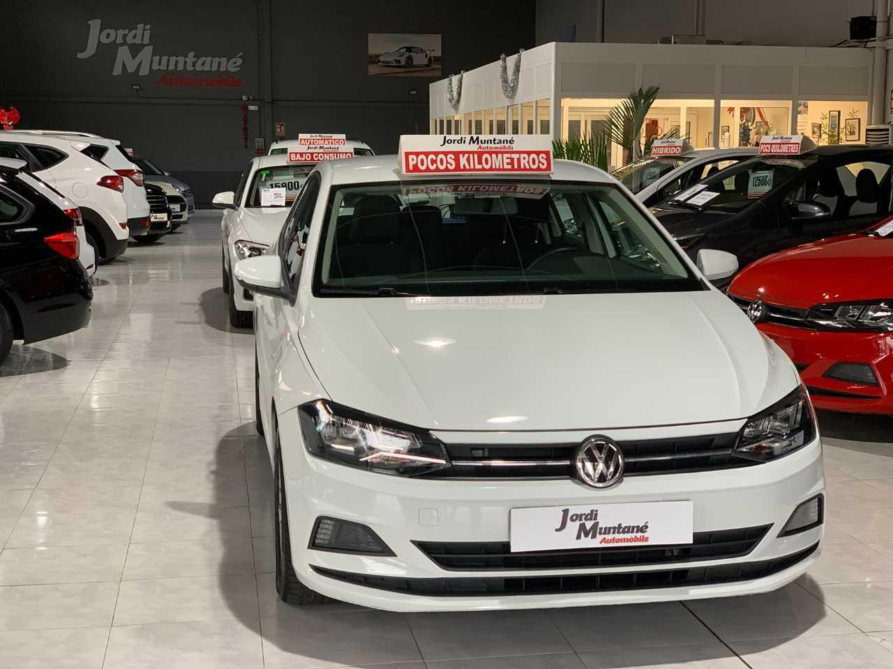 Volkswagen Polo 1.0 TSI 95cv Advance -. '' SOLO 11.763 KM '' .-    - Foto 1