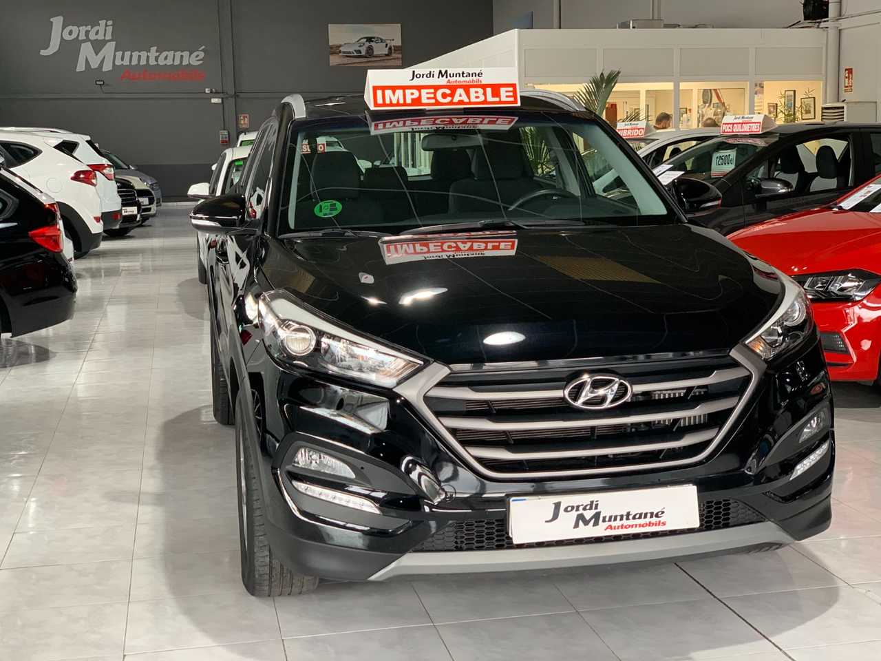 Hyundai Tucson 1.7 CRDI 115cv -. '' Solo 36.350km '' .- REESTRENO -.   - Foto 1
