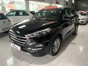 Hyundai Tucson 1.7 CRDI 115cv -. '' Solo 36.350km '' .- REESTRENO -.   - Foto 2