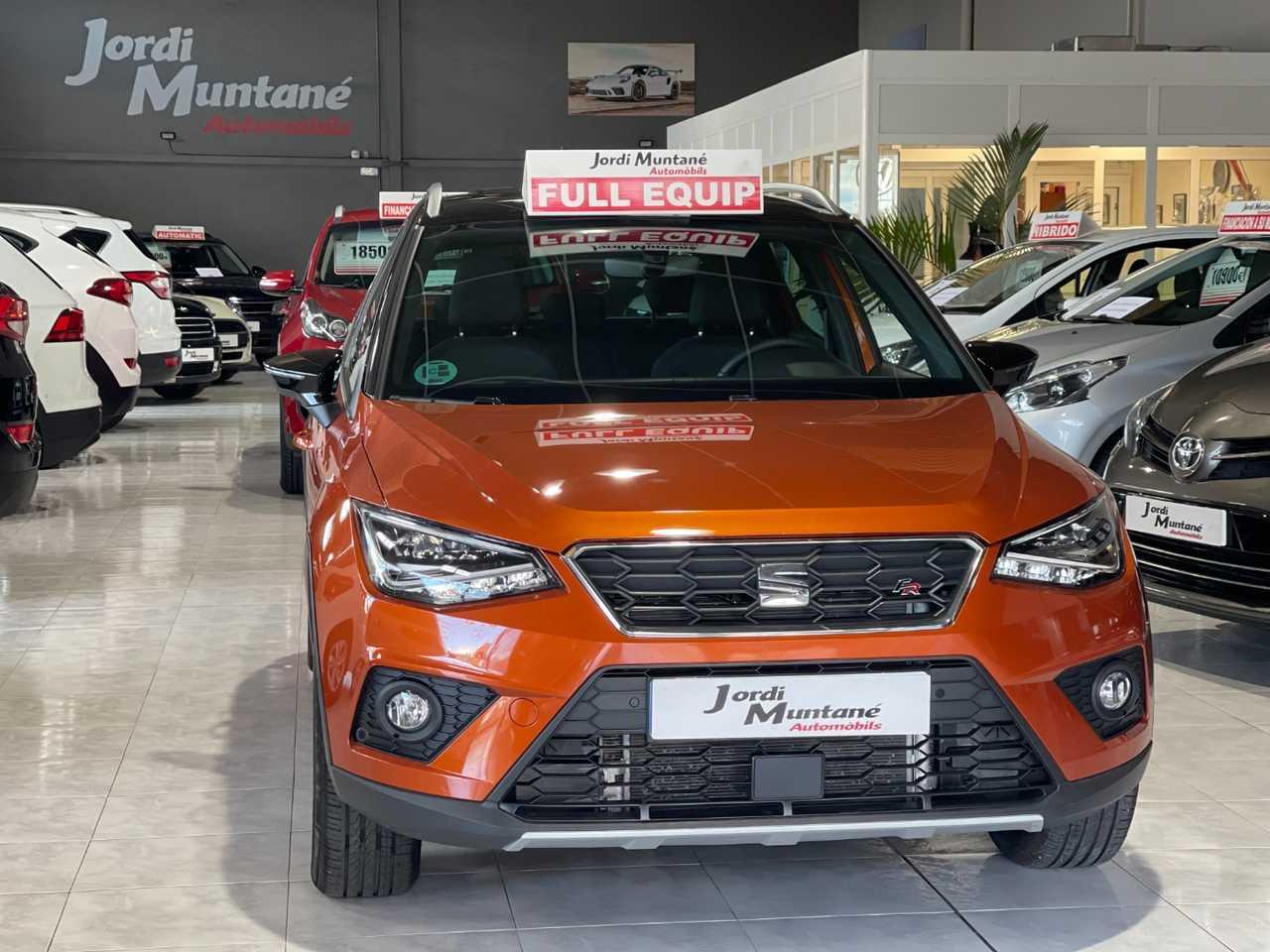 Seat Arona 1.0 TSI 115cv FR ECOMOTIVE S/S -. '' FULL EQUIP '' .-