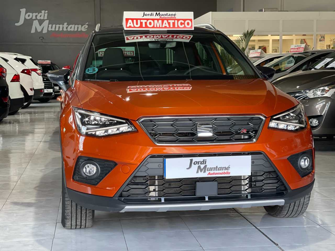 Seat Arona 1.0 TSI 115cv DSG7 FR ECOMOTIVE S/S -. '' FULL EQUIP + Cambio Automático DSG 7 '' .-