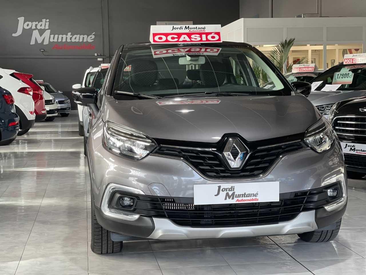 Renault Captur 1.2 TCE 118cv.-