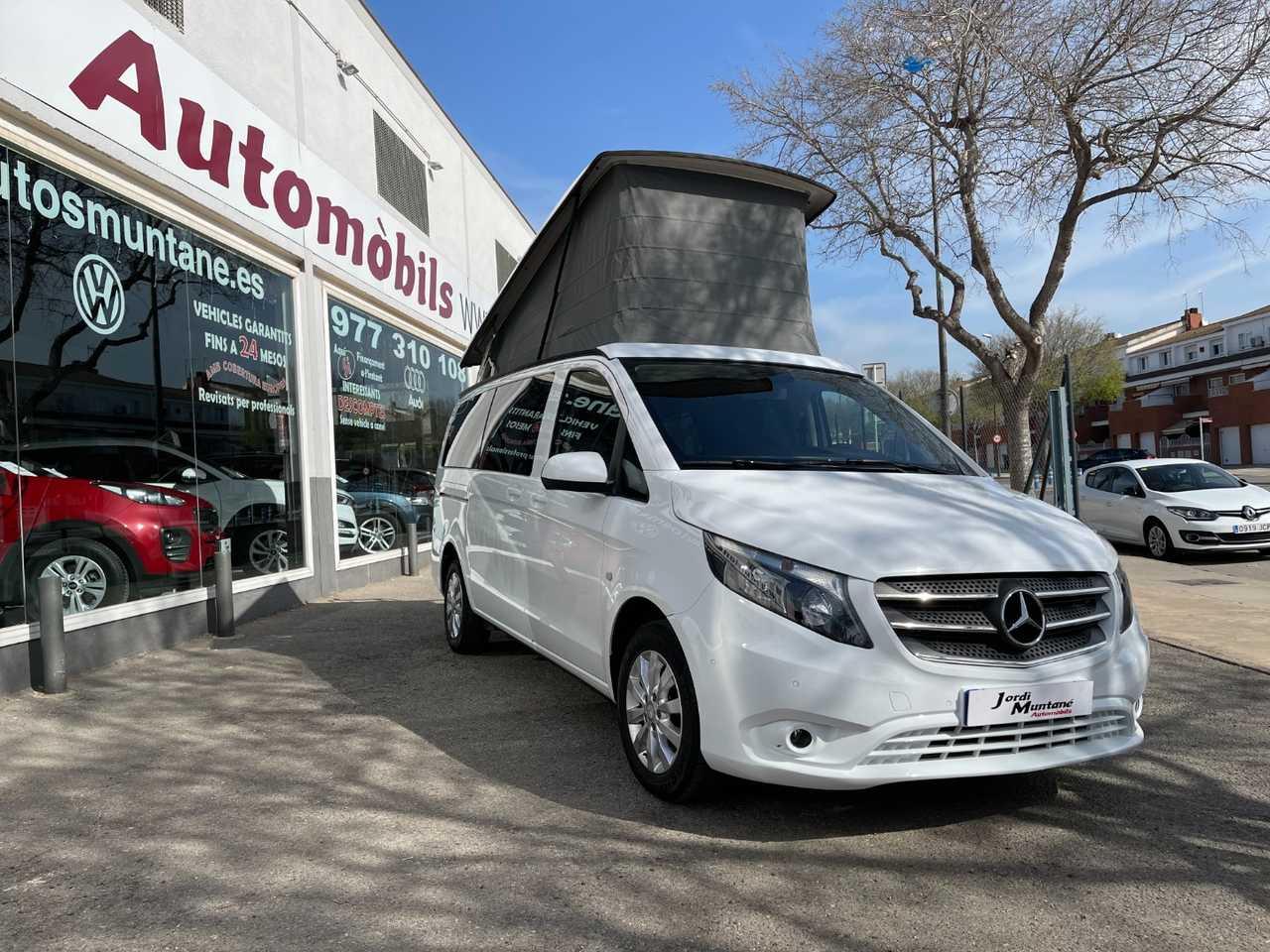 Mercedes Vito 200 d Marco Polo Activity .-