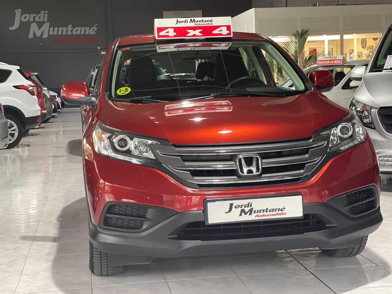 Honda CR-V 2.2 CDTI i-Dtec 150cv 4WD -. '' Comfort 5 Puertas'' .- MUY CUIDADO-.