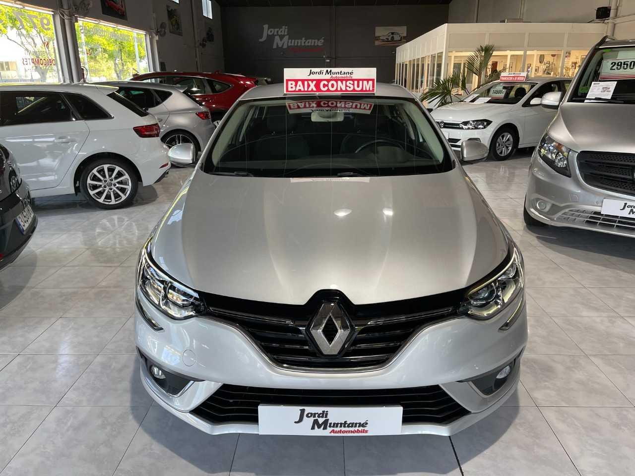 Renault Megane 1.5DCI 90CV.-Energy 5 P.-