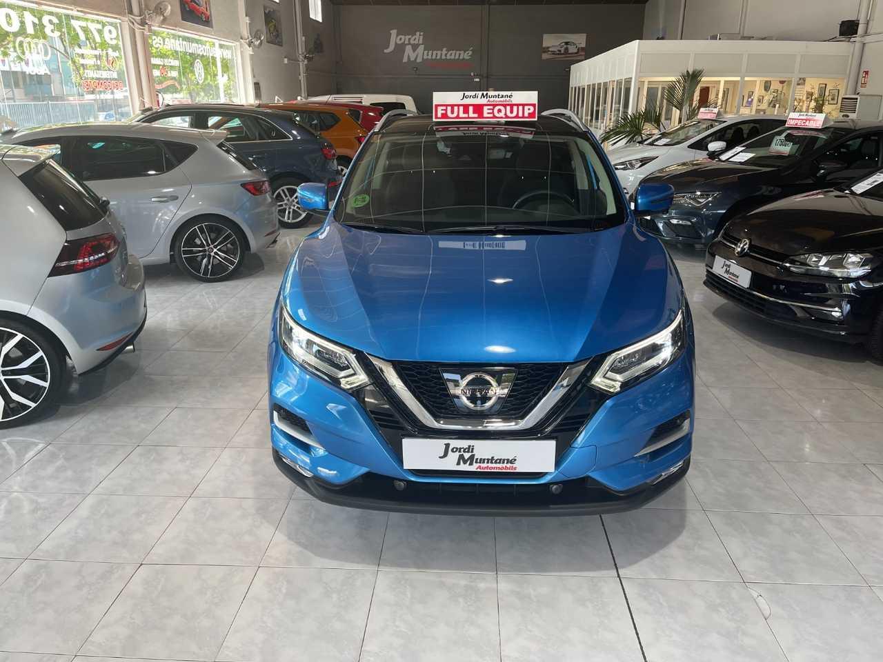 Nissan Qashqai 1.2I 115CV.-